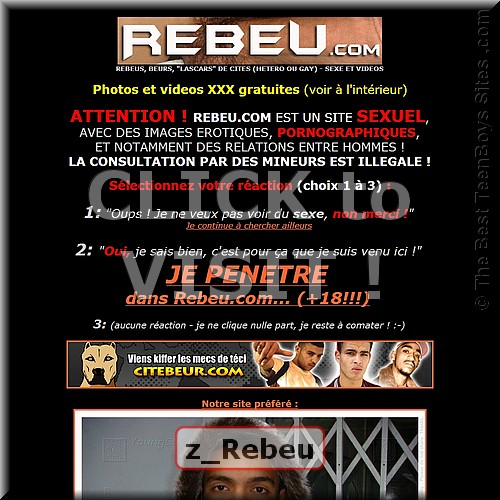 Screen capture of z_Rebeu  (site with teenagers nude, having sex)
